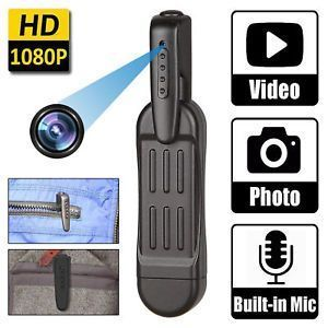T189 Mini Camera Pen Full HD 1080P Secret Camera