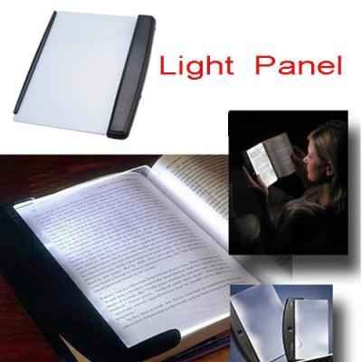 Night Book Reading Light Panel