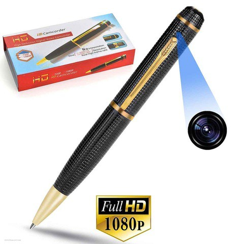 Full HD 1080p Pen Camera