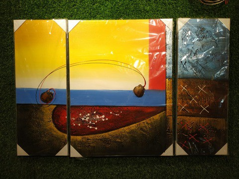 3 pieces Painting Set/008
