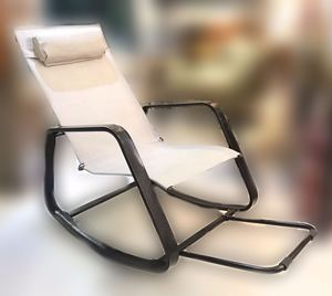 Rocking Chair/Gray