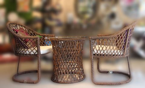 Coffee Chair Set/360
