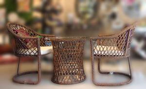 Coffee Chair Set/360