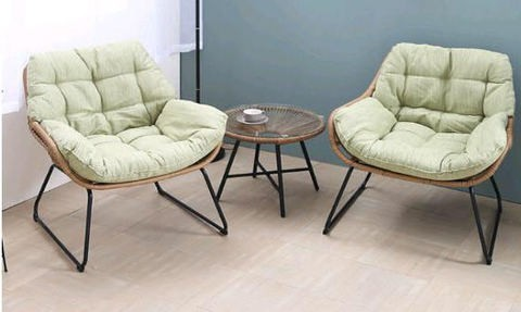 Coffee Chair Set/ 800509