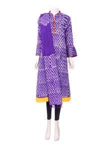 Natural Dyed Salwar Kameez (Women's Day Special)