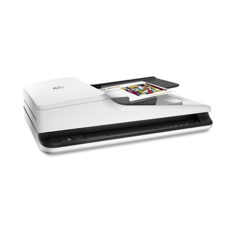 HP ScanJet Pro 2500 f1 Flatbed and SheetFed Scanner
