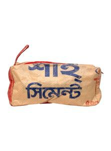 Pencil Bag from Recycled Rice Sacks or Bags