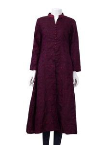 Ladies Silk Kurta