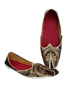Mens' Bridal Nagra Shoes