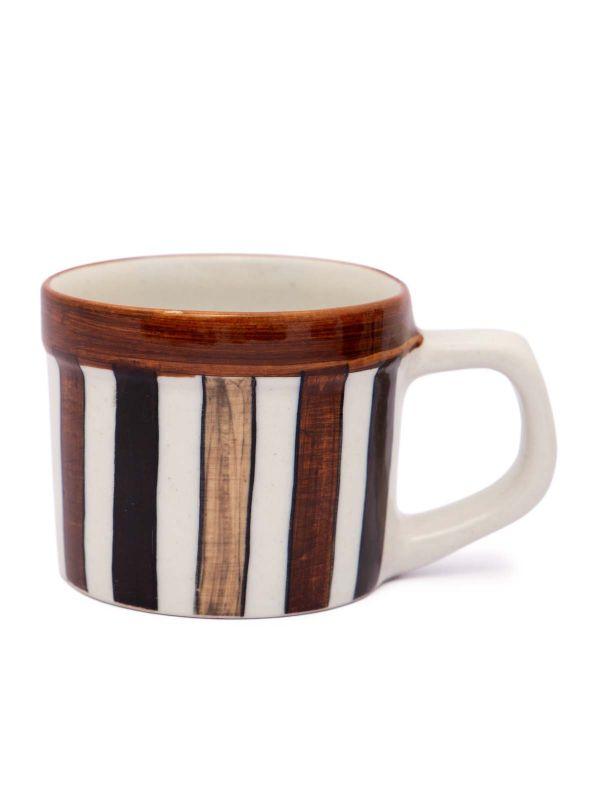 Clay Ceramic Tea Mug