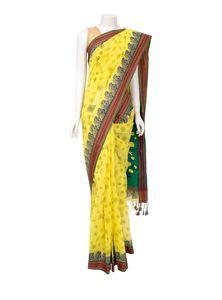 Half Silk Saree for Women
