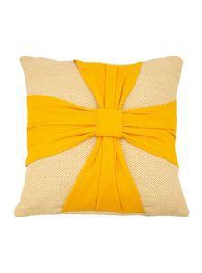 Jute Pillow Cover