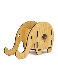 Wooden Card Holder For Desk