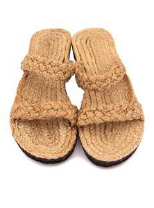 Ladies Jute Sandals