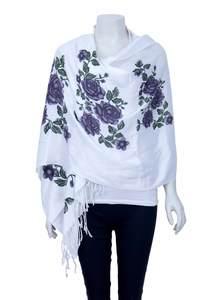 Cotton Ladies Shawl