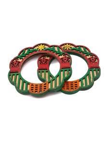 Wooden Bangle (Churi)