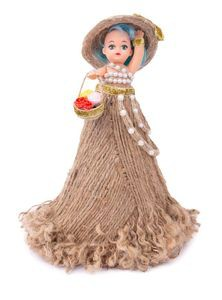 Jute Barbie Doll