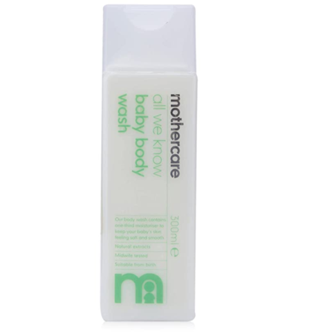 Mothercare Body Wash
