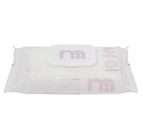 Mothercare Fragrance Wipes 60pcs with Lid