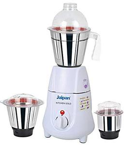 Jaipan 550W Kitchen Gold  Mixer Grinder