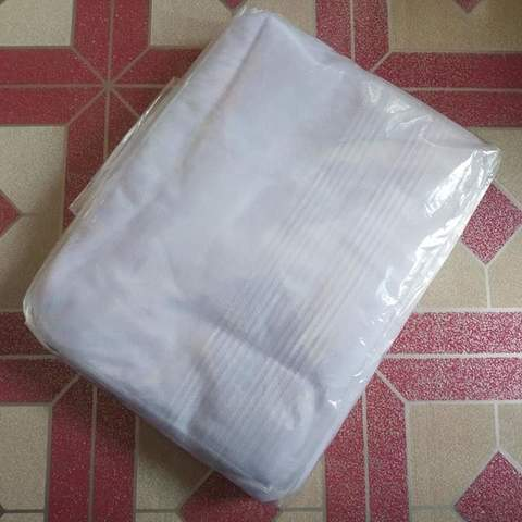 Premium AC Mosquito Net - White