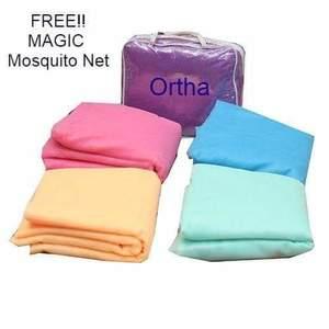 Magic Mosquito Net - 6/7 Feet