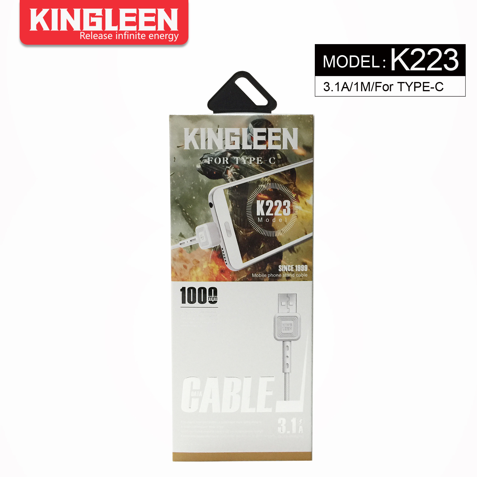 Kingleen - Type-c cable k223