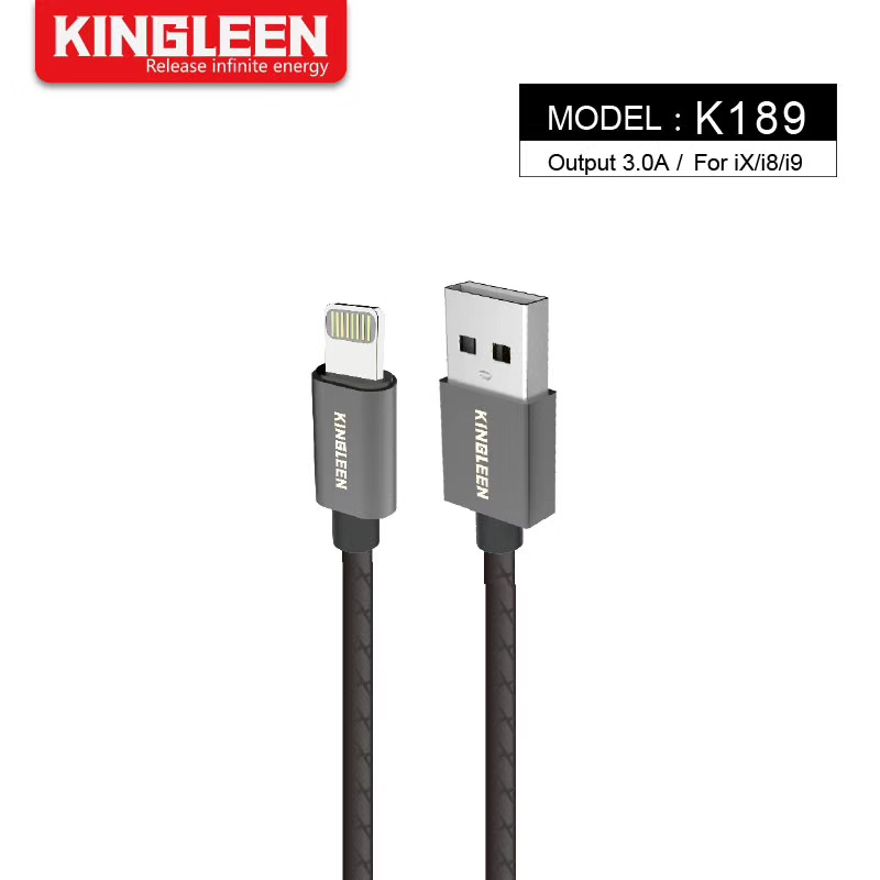 Kingleen - iPhone cable k189