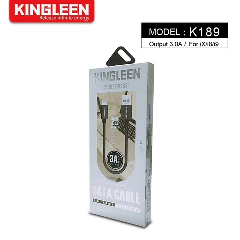 Kingleen - iPhone cable k189