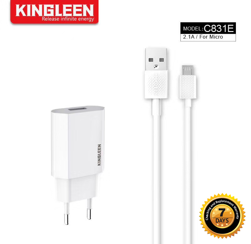 Kingleen - Universal Charger C831E