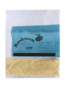 Mushroom Fish Soup