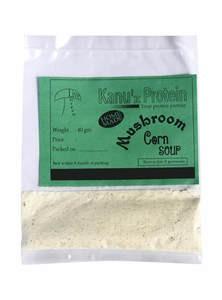 Mushroom Corn Soup