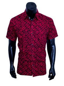 Gents Wax Dyed Cotton Shirt