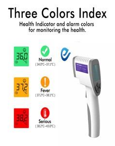 Non Contact Infrared Thermometer – দূরত্ব বজায় রেখে জ্বর মাপা থার্মোমিটার।