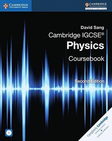 Cambridge IGCSE Physics Coursebook