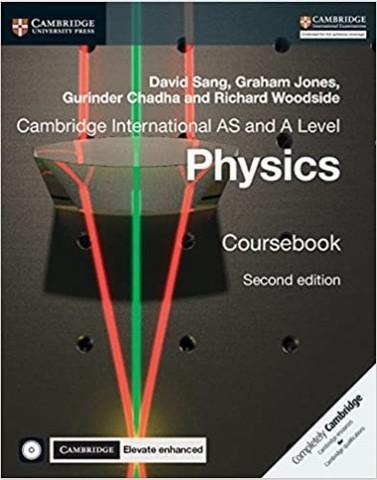 Cambridge International AS and A Level Physics Coursebook