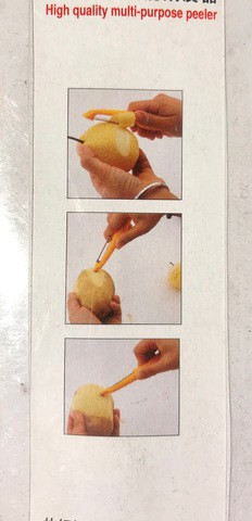 Multi Purpose Peeler