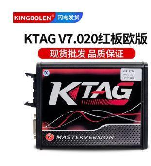 European version V2.23 KTAG V7.020 K-TAG Master no token limit without reset button red board