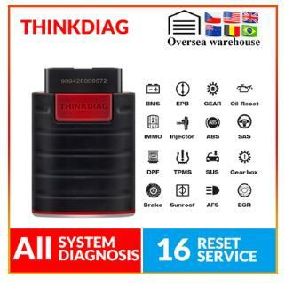 ThinkDiag obd2 car fault diagnostic instrument overseas multilingual version with a free software with DEMO