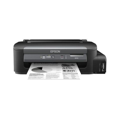 Epson M100 CISS Monochrome Inkjet Printer