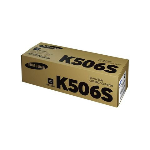 Samsung CLT-K506S Black Toner Cartridge