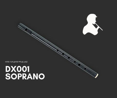 Tony Dixon DX001 SOPRANO WHISTLE - Key of D