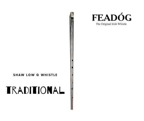 Shaw Low G Whistle