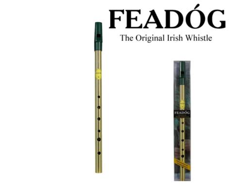 Feadóg Brass D Whistle