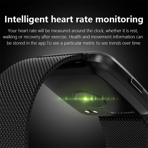Huawise Y7 Smartwatch
