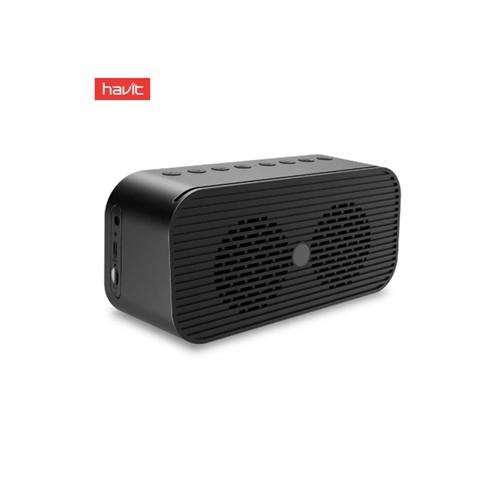 HAVIT MX701/M3 Alarm Clock Wireless Speaker