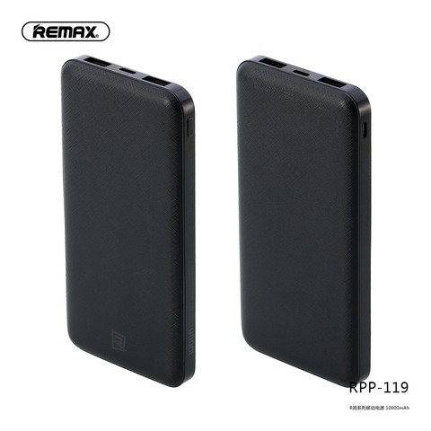 REMAX RPP-119 Jane Fast Charger Polymer Power Bank 10000mAh
