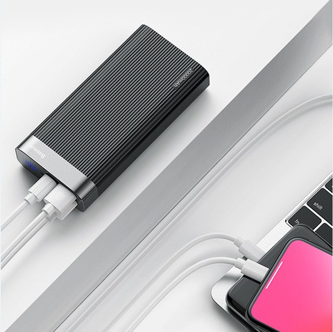 Baseus Parallel PD 20000mAh power bank