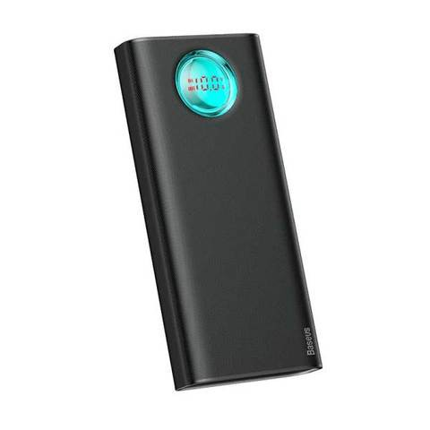 Baseus Amblight QC Power Bank 20000mAh-Black