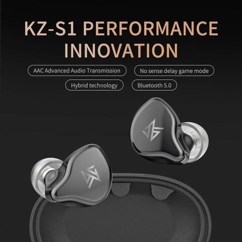 KZ S1D Dynamic Driver (4 months warranty)